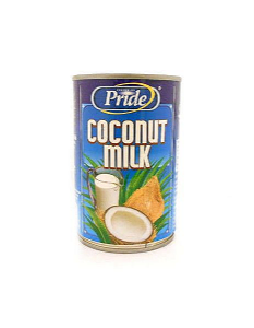Case Pride Coconut Milk 12 x 400ml | Buy Online at The Asian Cookshop